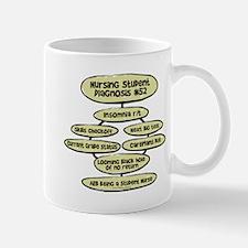 Student Nurse Diagnosis 52 Mug