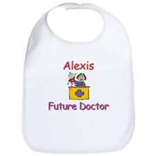Alexis - Future Doctor Bib