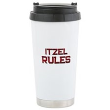 itzel rules Travel Mug