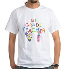 1st Grade Teacher Shirt