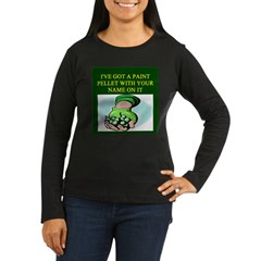 funny paintball joke T-Shirt