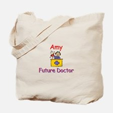 Amy - Future Doctor Tote Bag