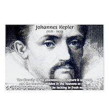 Kepler Scientific Revolution Postcards (Package of