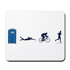 Men's PSBR Icons Mousepad
