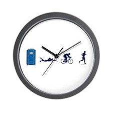 Men's PSBR Icons Wall Clock