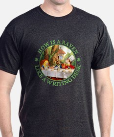 MAD HATTER'S RIDDLE T-Shirt