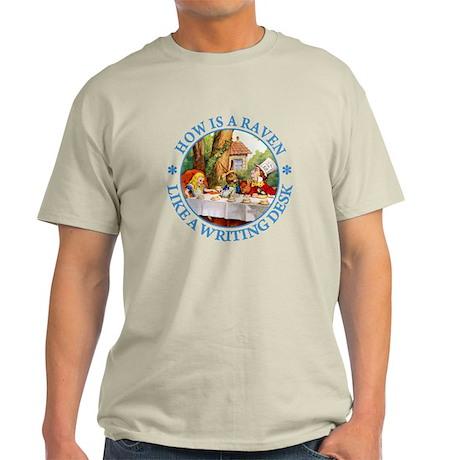 MAD HATTER'S RIDDLE Light T-Shirt