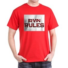 irvin rules T-Shirt