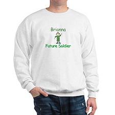 Briana - Future Soldier Sweatshirt