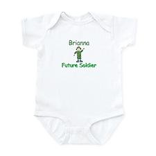Briana - Future Soldier Infant Bodysuit