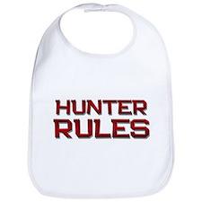 hunter rules Bib