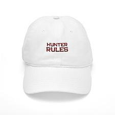hunter rules Baseball Cap