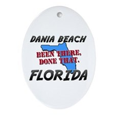 dania beach florida - been there, done that Orname