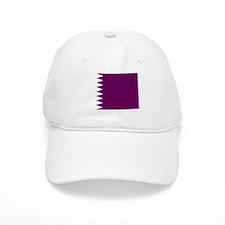 Qatar Flag Baseball Cap