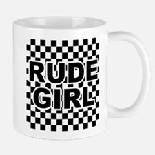 rude girl Mugs
