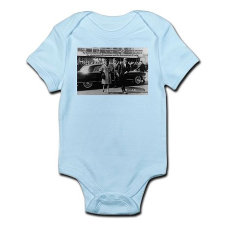 Education John F. Kennedy Infant Creeper