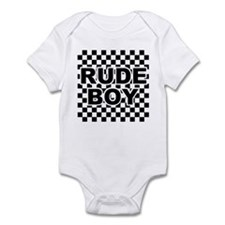 rude boy Body Suit