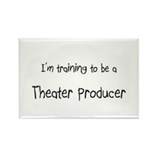 I'm training to be a Theater Producer Rectangle Ma