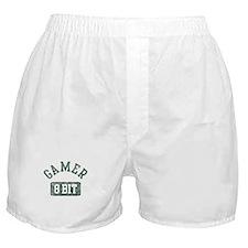 8 Bit Gamer Boxer Shorts
