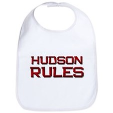 hudson rules Bib
