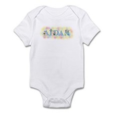 """Aidan"" with Mice Infant Bodysuit"