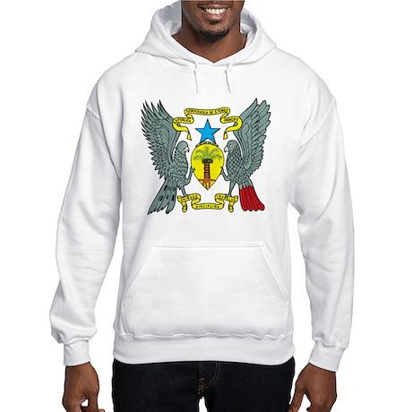 SAO TOME AND PRINCIPE Coat Hooded Sweatshirt