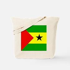 Sao Tomean Tote Bag