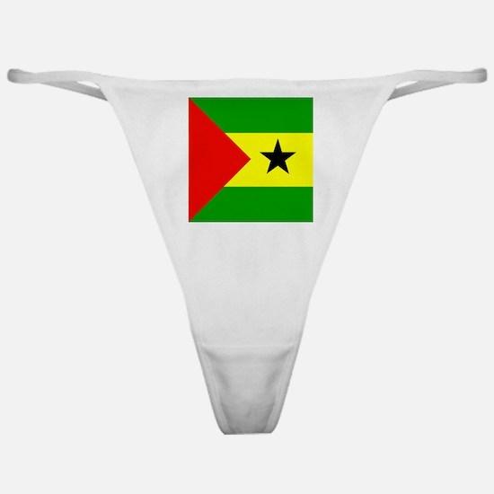 Sao Tomean Classic Thong