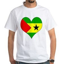 I Love SAO TOME AND PRINCIPE Shirt
