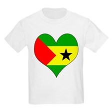 I Love SAO TOME AND PRINCIPE T-Shirt