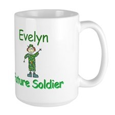 Evelyn - Future Soldier Mug