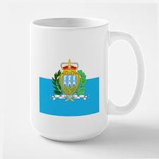 Sammarinese Large Mug