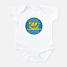 Saint Pierre & Miquelon Infant Bodysuit