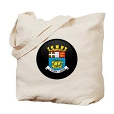 Coat of Arms of Saint Pierre Tote Bag