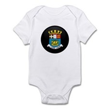 Coat of Arms of Saint Pierre Infant Bodysuit