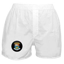Coat of Arms of Saint Pierre Boxer Shorts