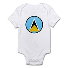 Saint Lucia Infant Bodysuit