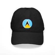 Saint Lucia Baseball Hat