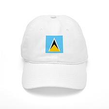 Saint Lucian Baseball Cap