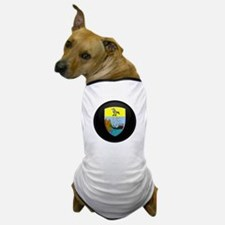 Coat of Arms of Saint Helena Dog T-Shirt