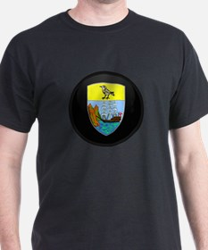 Coat of Arms of Saint Helena T-Shirt