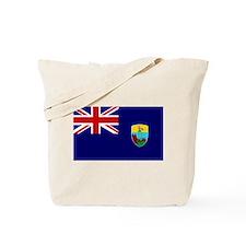 Saint Helena Flag Tote Bag