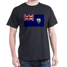 Saint Helena Flag T-Shirt