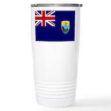 Saint Helena Flag Travel Mug