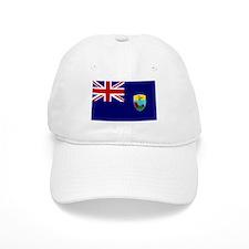 Saint Helena Flag Baseball Cap