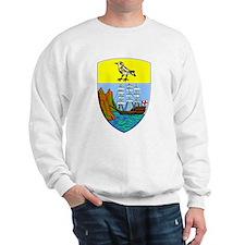 Saint Helena Coat of Arms Sweatshirt