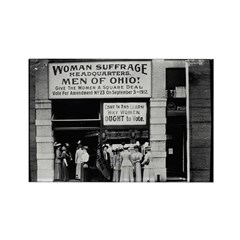 NWP Ohio Headquarters Rectangle Magnet