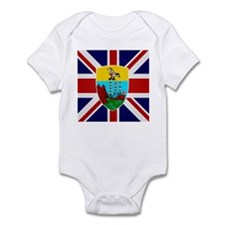 Saint Helenian Infant Bodysuit