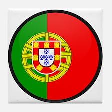Portugal Tile Coaster