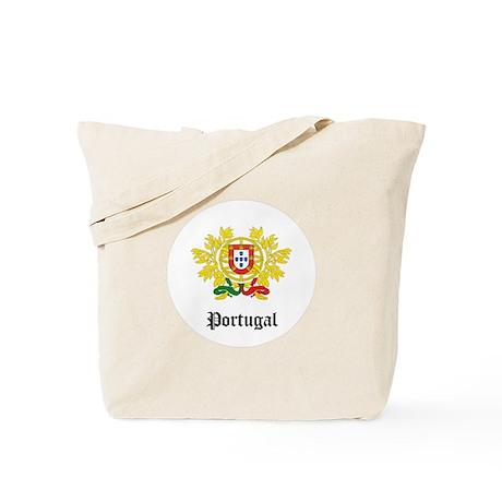 Portuguese Coat of Arms Seal Tote Bag